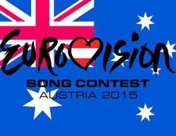 Australia participará en Eurovision 2015 como concursante directamente en la final