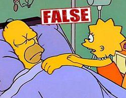 'Los Simpson': La teoría de que Homer está en coma desde 1993 es falsa