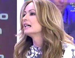 """Olvido Hormigos: """"Disfruto viendo sufrir a Belén Esteban, me ha hecho mucho daño y me ha dejado sin representante"""""""