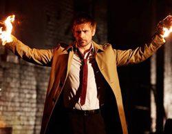'Constantine' se mantiene en su despedida y 'Glee' sigue hundida