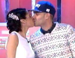 Lucía y Omar, exconcursantes de 'Gran Hermano 15', se casan