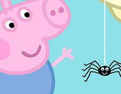 En Australia prohíben un episodio de 'Peppa Pig' por incitar a los niños a no temer a las arañas