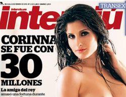María Sánchez, de 'Gran Hermano 12+1', se desnuda en Interviú