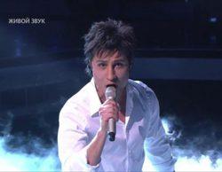 Alexander Rybak imita a otro ganador de Eurovisión en la versión rusa de 'Tu cara me suena'
