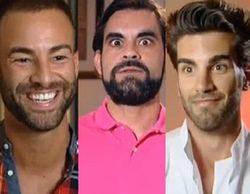 Crossover sorpresa en '¿Quién quiere casarse con mi hijo?' entre Sandro y sus candidatos y otro de los protagonistas