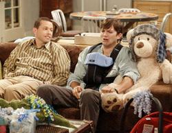 TNT estrena este viernes la última temporada de 'Dos hombres y medio'