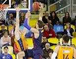 El Barcelona-Valencia de la Copa del Rey de baloncesto anota un estupendo 3,7% en Teledeporte