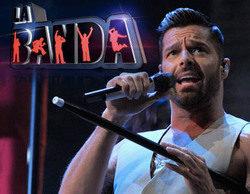 Ricky Martin será juez y producirá, junto a Simon Cowell, el talent show 'La banda'