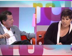 """Alfonso Rojo vuelve a utilizar la palabra """"gorda"""" en un enfrentamiento, esta vez contra Beatriz Talegón"""