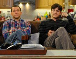 'Two and a Half Men' sube y se despide de la audiencia con el mejor dato de los últimos dos años