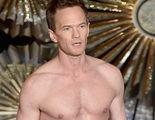 El desnudo de Neil Patrick Harris, una de las imágenes de la gala de los Oscar 2015
