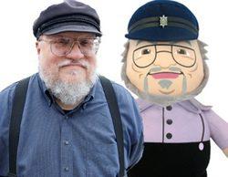 El creador de 'Juego de Tronos', George R. R. Martin se convierte en un muñeco