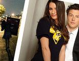 Lea Michele finaliza las grabaciones de 'Glee' con una camiseta del fallecido Cory Monteith entre sus manos