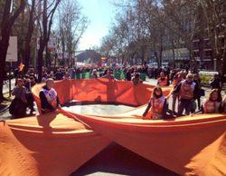 RTVE prohibe a sus redactores lucir lazos naranjas contra la manipulación en ente público