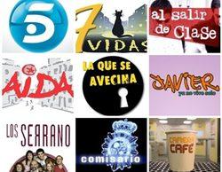 Telecinco cumple 25 años: recordamos 25 series que han marcado su historia (Parte 1)