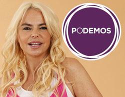 """Leticia Sabater: """"Me encanta el PP y el PSOE, pero de Podemos no me gusta absolutamente nada, es un fiasco de partido"""""""