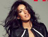 Noelia López, ganadora de 'Supermodelo 2007' y colaboradora de televisión, posa ligerita de ropa para FHM