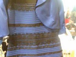 ¿Negro y azul? o ¿blanco y dorado? Los famosos opinan sobre el color del vestido más famoso de internet