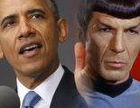 "Barack Obama: ""Mucho antes de que ser friki fuera guay, Leonard Nimoy ya lo era"""