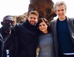 'Doctor Who' rueda dos episodios de su nueva temporada en la isla de Tenerife