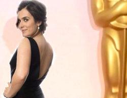 Anna Allen ('Cuéntame cómo pasó') miente en sus redes sociales y se inventa que estuvo en la ceremonia de los Oscar 2015