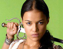 """Michelle Rodriguez la lía: Latinos y negros """"deberían dejar de robar"""" superhéroes blancos"""