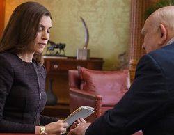 "'The Good Wife' 6x13 Recap: ""Dark Money"""