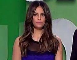 Cristina Pedroche luce el polémico vestido azul y negro o dorado y blanco en 'Zapeando'