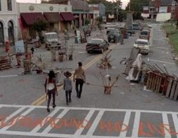 Sale a la venta un pueblo en el que se rodó un capítulo de 'The Walking Dead'