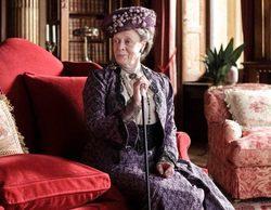 Maggie Smith no abandonará 'Downton Abbey'
