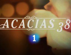 Nuevas imágenes del plató de 'Acacias 38', la serie diaria que estrenará próximamente TVE