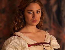 """Blanca Suárez se incorpora al rodaje de 'Carlos, Rey Emperador': """"Cogemos el testigo de una serie que ha sido muy importante"""""""