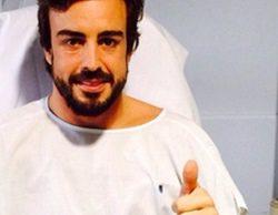 """Fernando Alonso tras el accidente en Montmeló: """"Corro en karts y quiero llegar a la Fórmula 1"""""""