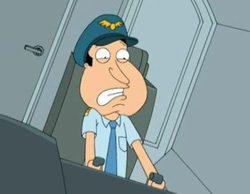 Los telespectadores critican a Neox por emitir un capítulo de 'Padre de familia' en el que hay un accidente aéreo