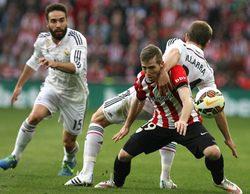 El Real Madrid se salta la normativa y ningunea a las televisiones tras perder contra el Athletic de Bilbao