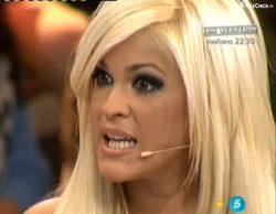 """Kiko Matamoros a Ylenia en 'GH VIP: el debate': """"¿A qué le sabe el trasero a Belén Esteban?"""""""