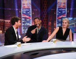 'El hormiguero viajero' regresa con Will Smith a Antena 3 el próximo miércoles 25 de marzo