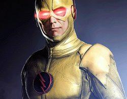 Primer póster oficial del traje amarillo de Anti-Flash, próximo villano de 'The Flash'