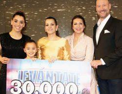 Los espectadores critican a Telecinco por arrancar la final de 'Levántate' a las 23:35 horas y así huir de la Champions