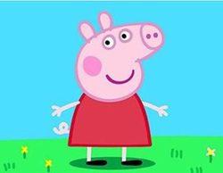 'Peppa Pig', en Clan, roza el 5% y se cuela entre lo más visto de TDT