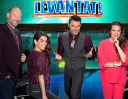 'Levántate' cierra su primera edición en Telecinco con una media del 19,6%