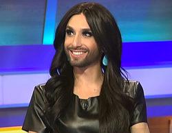"""Conchita Wurst opina sobre Edurne: """"Quizás, esta vez, España consiga ganar Eurovisión"""""""