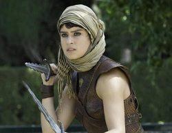 Primeras imágenes de Myrcella Baratheon y las Serpientes de Arena en la quinta temporada de 'Juego de Tronos'