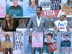 Ylenia, Ares, Israel y Olvido hacen campaña por sus ganadores de cara a la final de 'GH VIP'