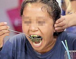 Crecen las críticas hacia el reality peruano 'El último pasajero' que retó a una menor a comer cucarachas en una prueba
