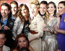 FormulaTV.com recoge el Premio Studio 54 junto a Carmen Alcayde, Mamen Mendizábal o Tania Llasera