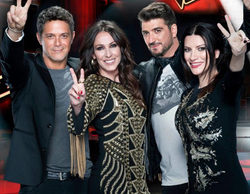 La reposición de la primera gala de 'La Voz 3' registra un gran 2,9% en Boing