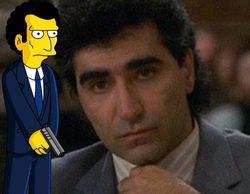 Fox responde ante la demanda interpuesta por Frank Sivero por usar su imagen en 'Los Simpson'