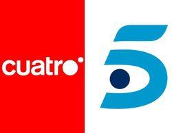 La CNMC abre un expediente sancionador a Mediaset por incumplir los compromisos de la fusión entre Telecinco y Cuatro