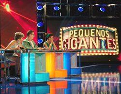 Telecinco abre el casting de la segunda temporada de 'Pequeños gigantes'